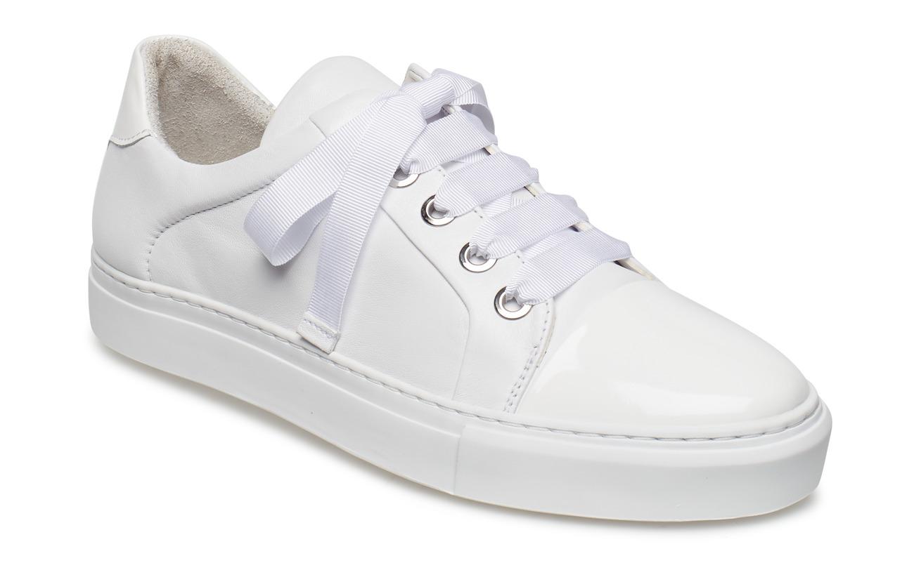 Billi Bi Sport 4825 - WHITE PATENT/WHITE NAPPA 273 N