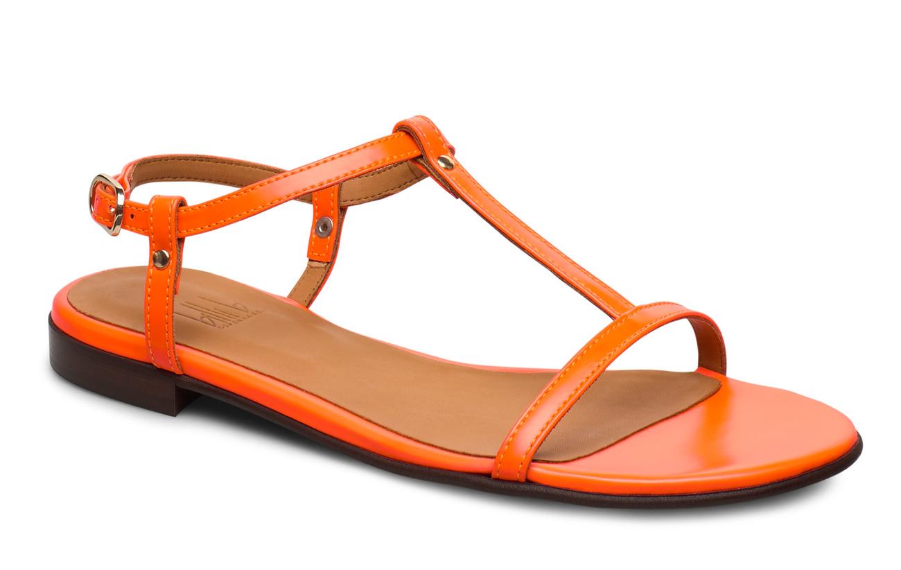 Billi Bi Sandals 4902 - ROSSO NEON CALF 998