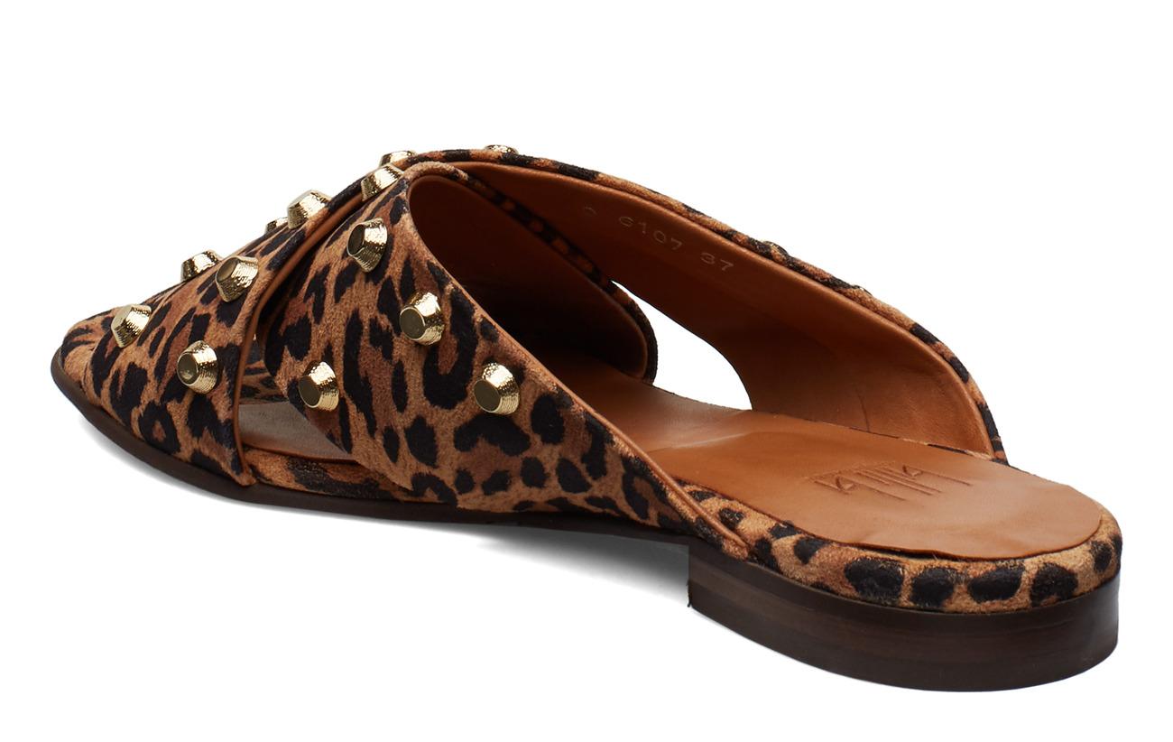 540Billi Sandalsleopardo Bi Suede Sandalsleopardo Suede SVzMUp