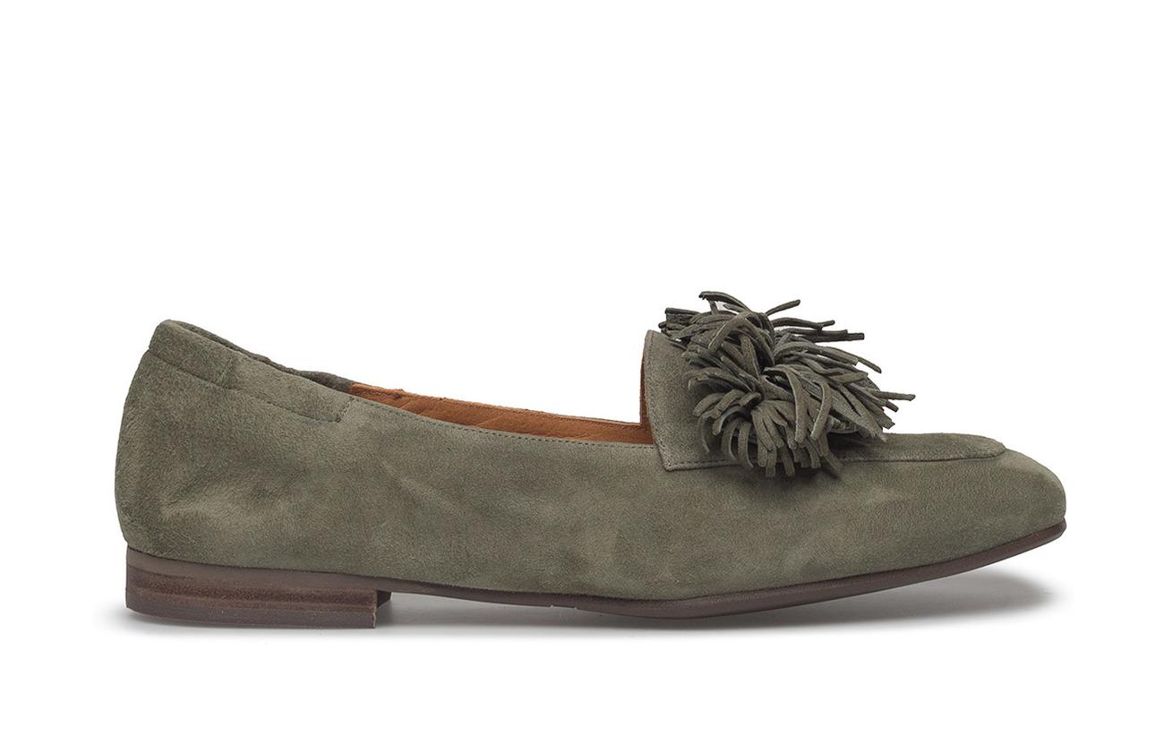 Billi Suede 55 Caoutchouc Empeigne Cuir Shoes Green Intérieure Semelle 1808 Extérieure Bi rqXOUIwr