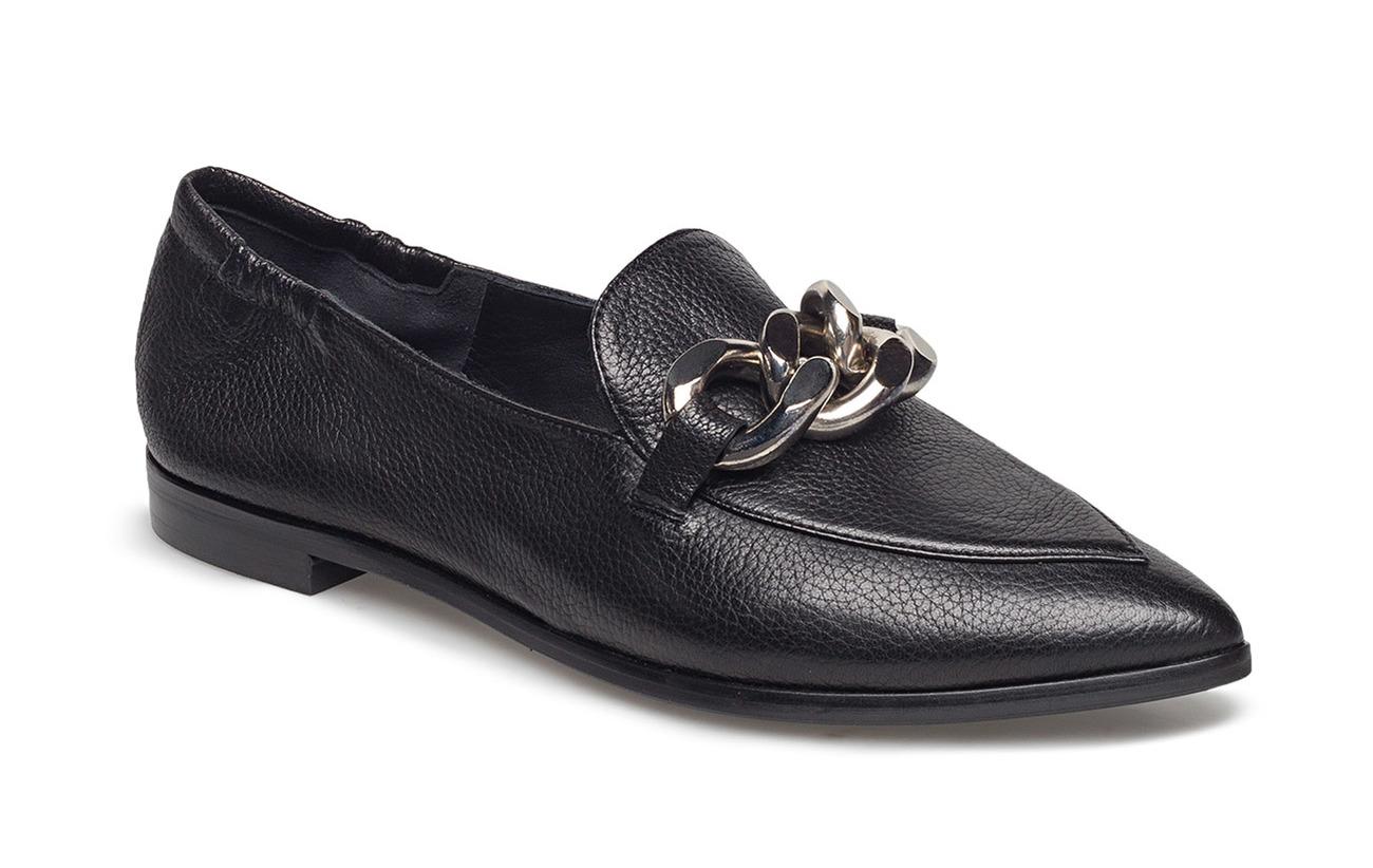 Partie Tene silver Outsole T Shoes 203 Cuir Caoutchouc Supérieure Billi Black Polo Bi wn6xqC4