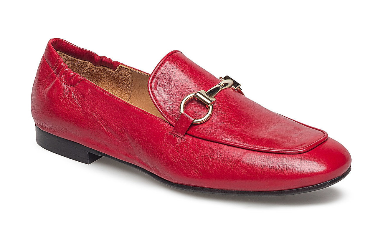 Billi Bi SHOES - RED 6033 TEQUILA/GOLD 19