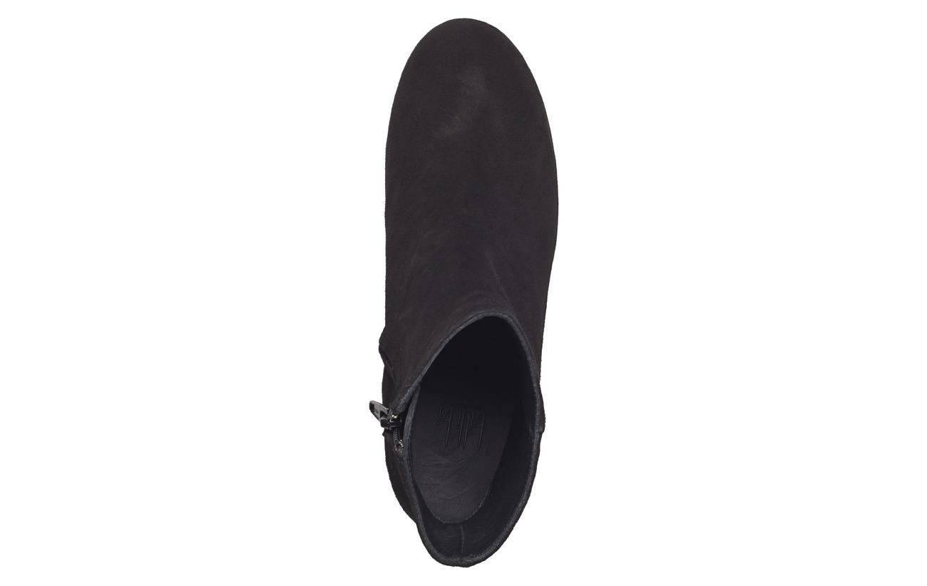 Cuir Boots Supérieure Outsole Billi Black Bi Suede Caoutchouc Partie 50 ngxFq0C6w5