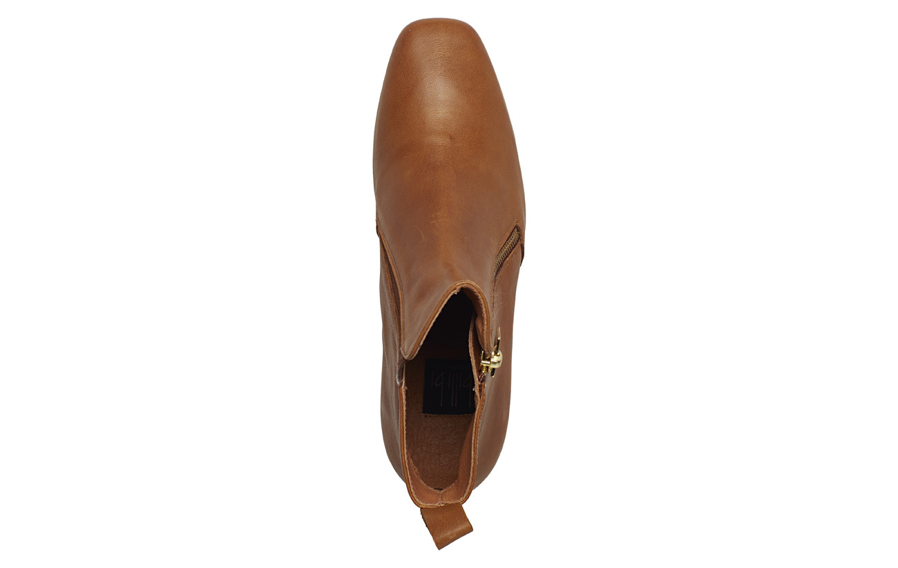 Supérieure Partie Boots Black 60 Calf Caoutchouc Billi Outsole Cuir Bi YHw7BRR