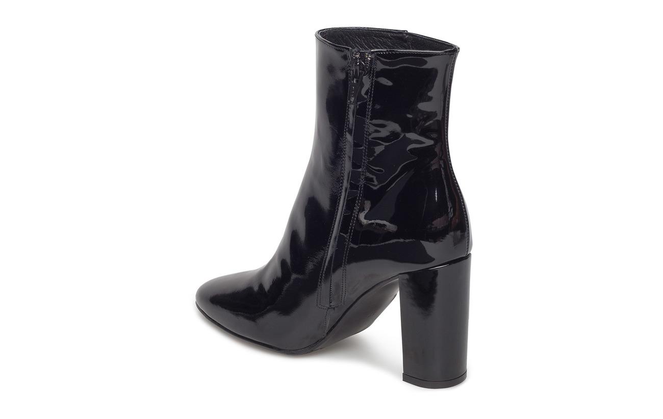 Supérieure Outsole Black Cuir 200 Partie Caoutchouc Patent Bi Boots Billi 4RnxwqA7q