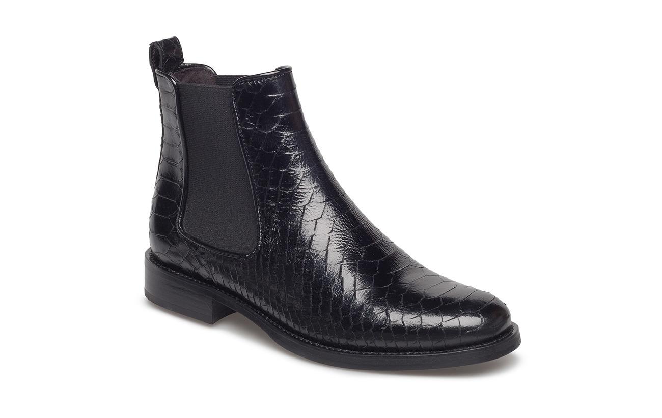 Billi Bi Boots 7913 - BLACK POLO TENERIFE T