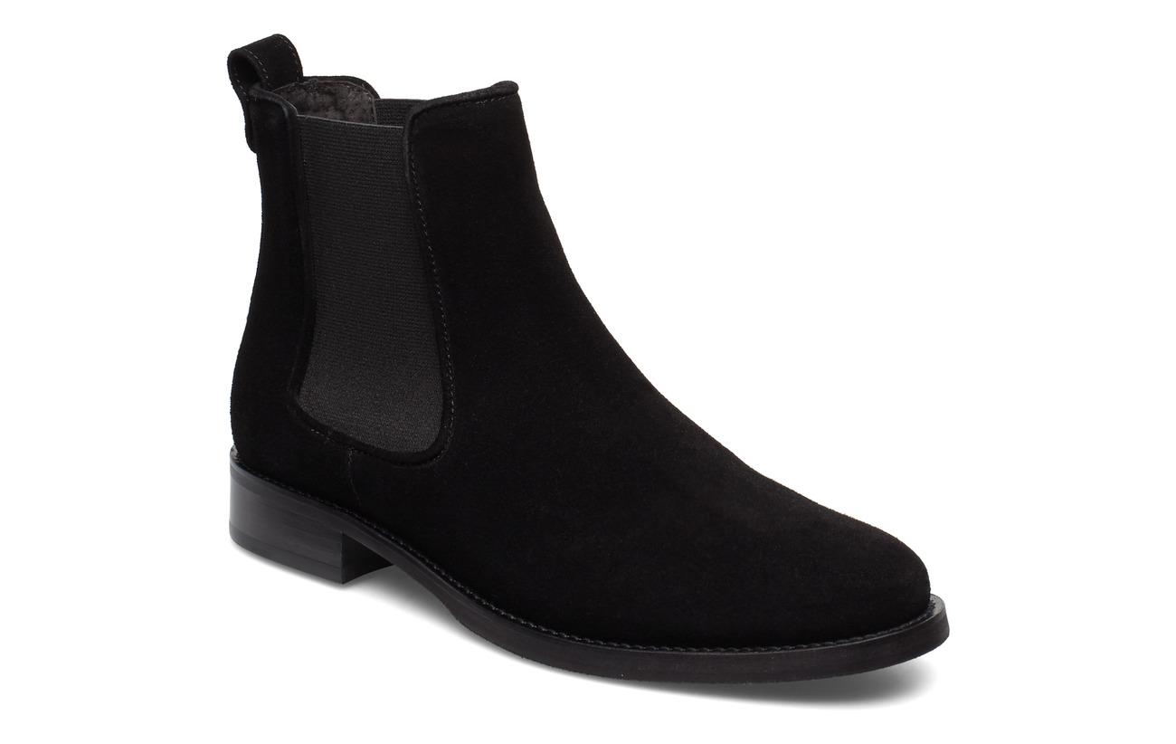 Billi Bi Boots 7913 - BLACK SUEDE 50 P