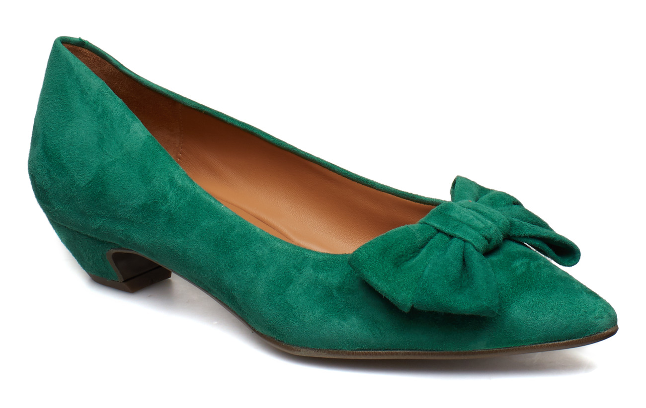 Billi Bi SHOES 8029 - GREEN VERDECA SUEDE 54