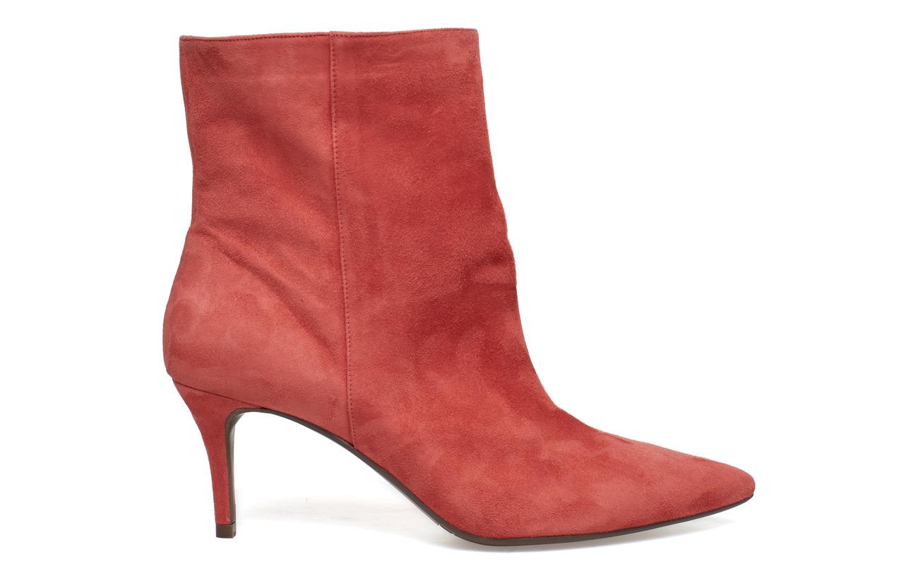 Boots Pink 598Billi Bi Suede 8096dark 1807 CrhdxBotsQ