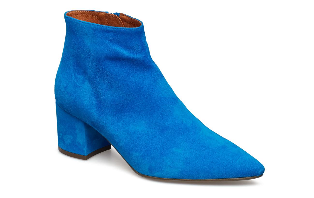 Billi Bi BOOTS 8099 - BLUE MEDITERRANEO SUEDE 511