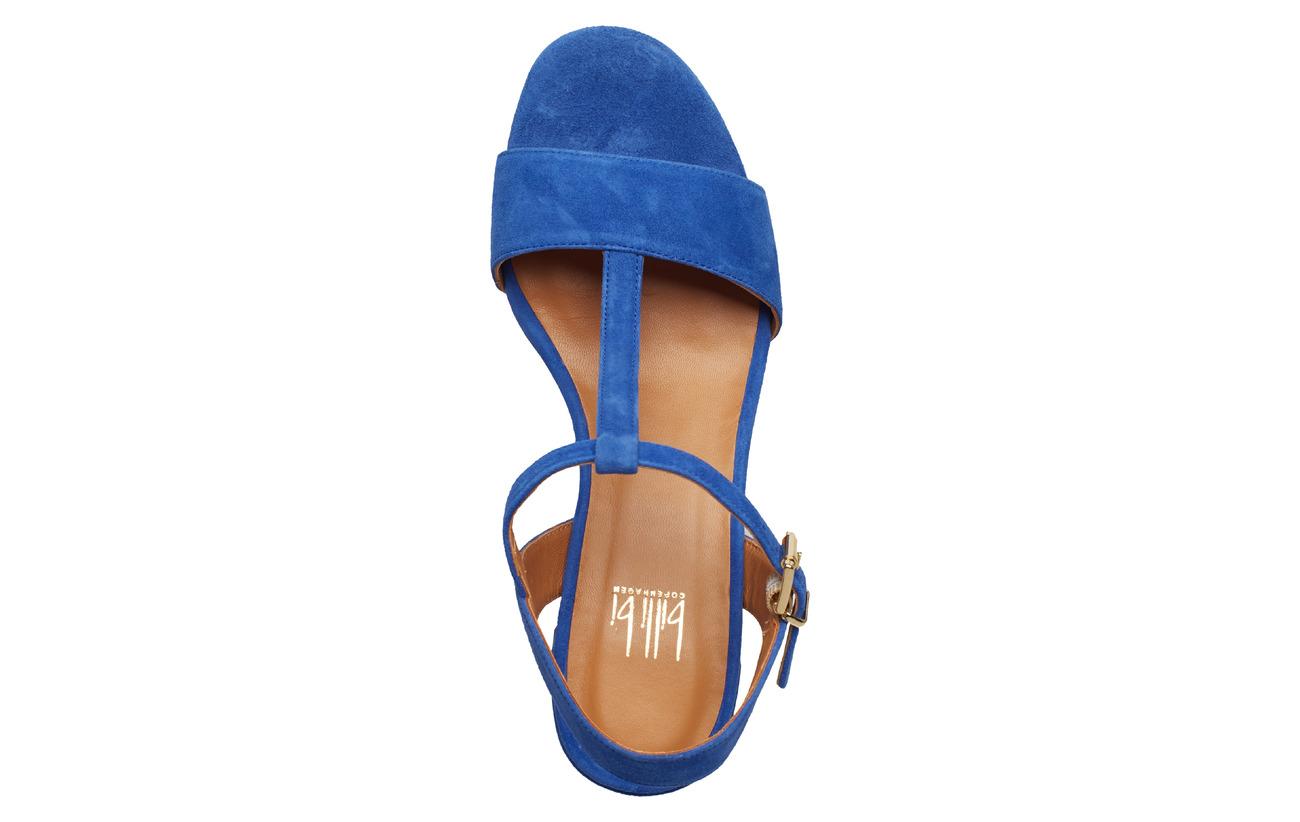 Sandals 969 Suede 911Billi 8103blue Bi VpGMSzqU