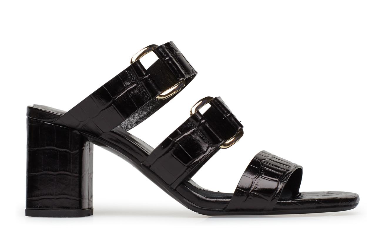 Monterrey Bi Sandals 40 8110black Croco PBilli pzMqVSUG