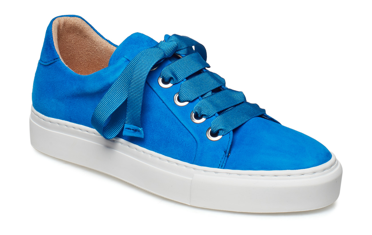 Billi Bi SHOES - BLUE MEDITERRANIAN SUEDE 511