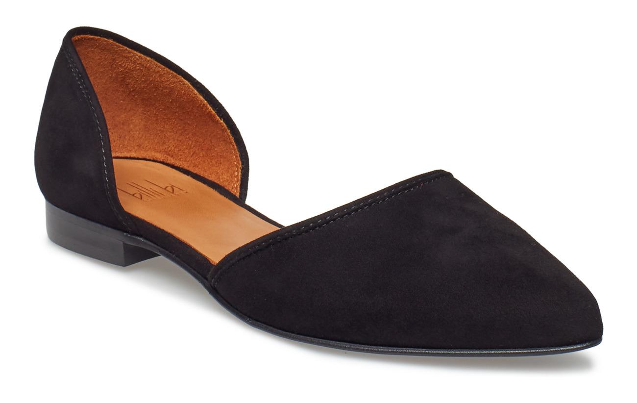 Billi Bi Shoes 8660 - BLACK SUEDE 50
