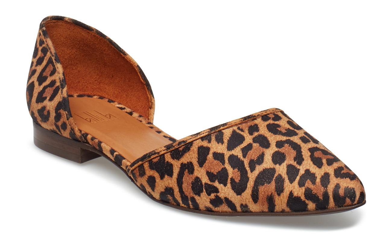 Billi Bi Shoes 8660 - LEOPARDO SUEDE 542