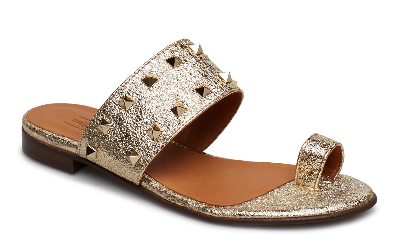 Billi Bi Sandals 8702 - GOLD FERRER METAL/GOLD 2