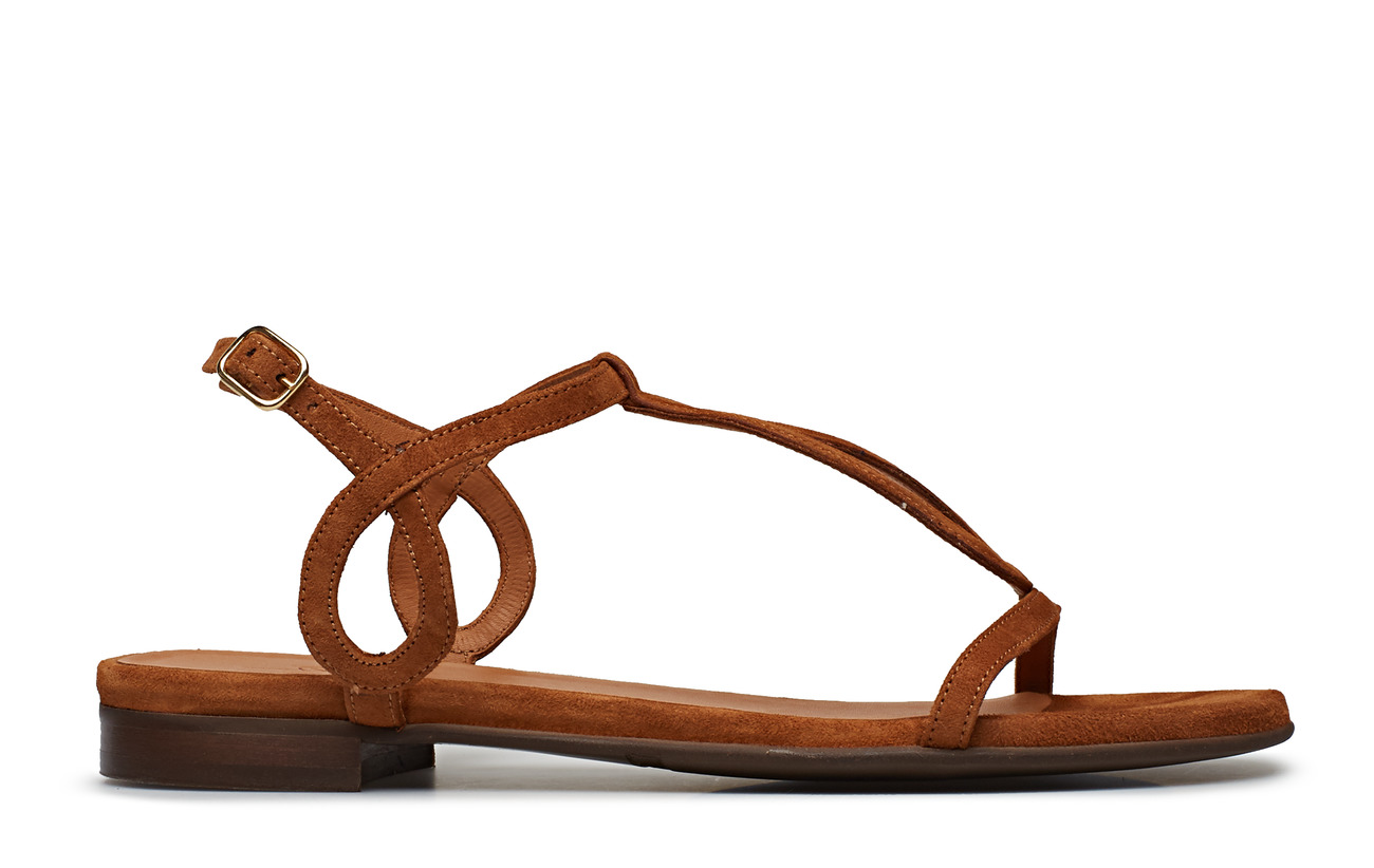 Bi 637 Sandals 555Billi 8707cognac Suede FJlKc1