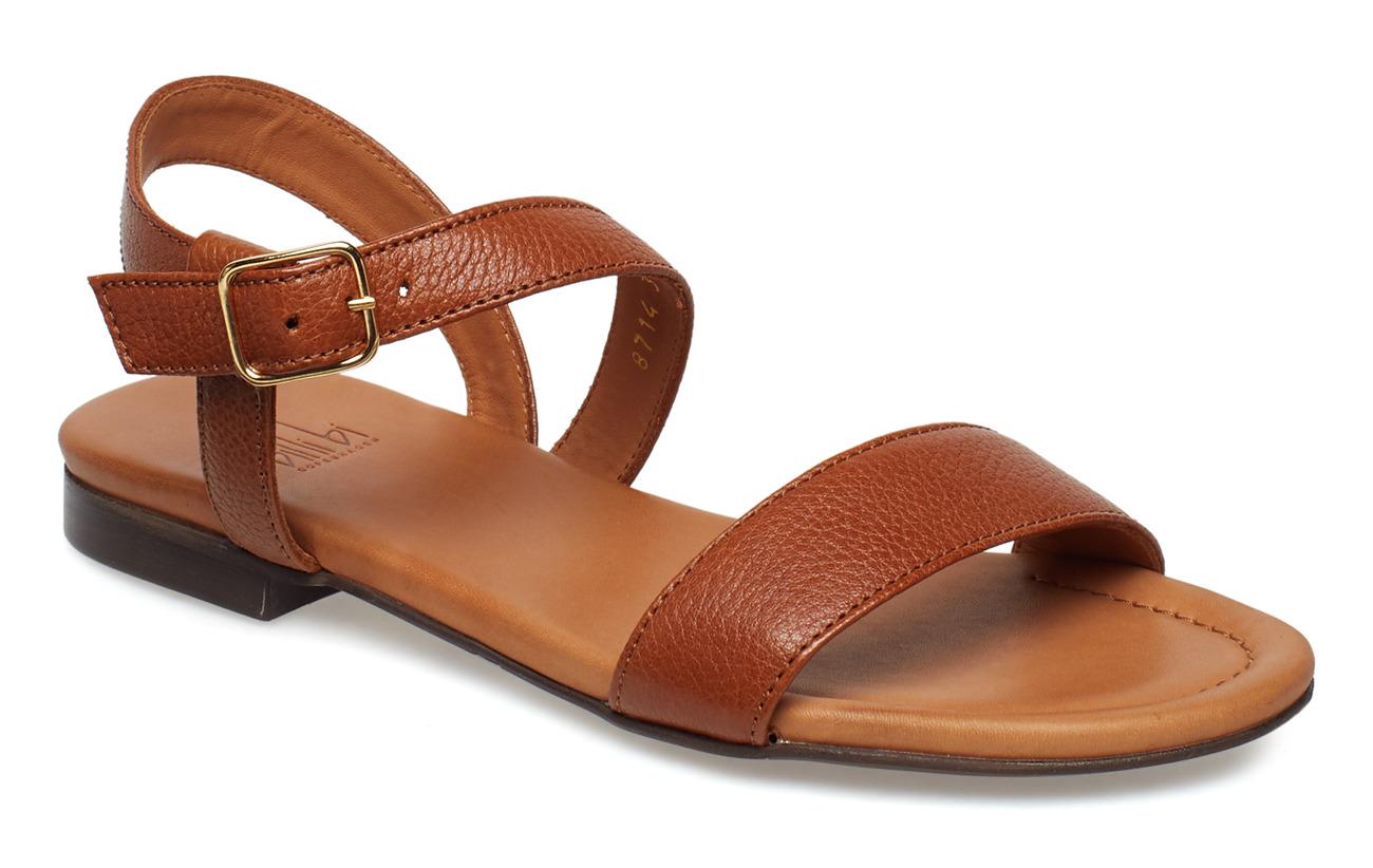 fcfd979e797 Sandals 8714 (Cognac 5144 Buffalo/gold 86) (£71.40) - Billi Bi ...