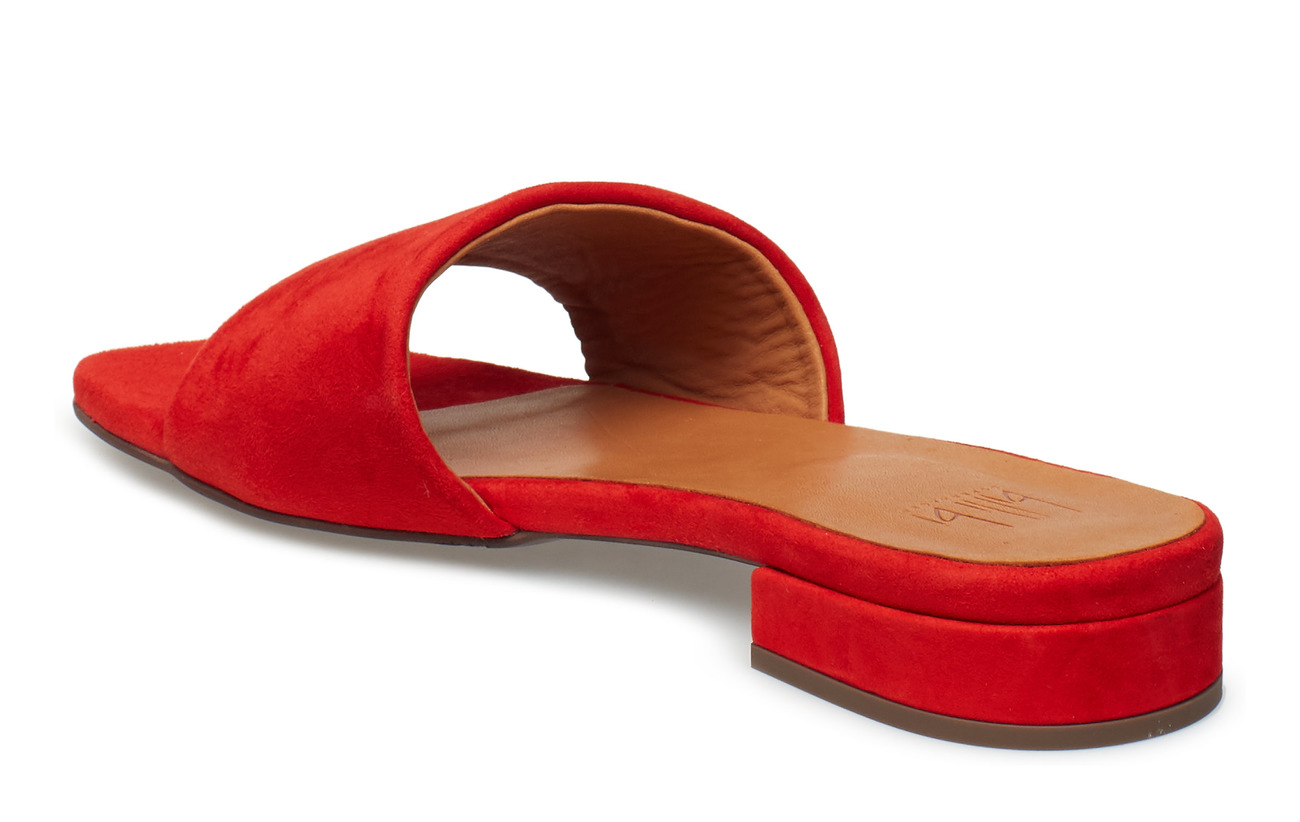 57Billi Suede Sandals 1577 Bi 8718summer Red XOkZTlPwiu