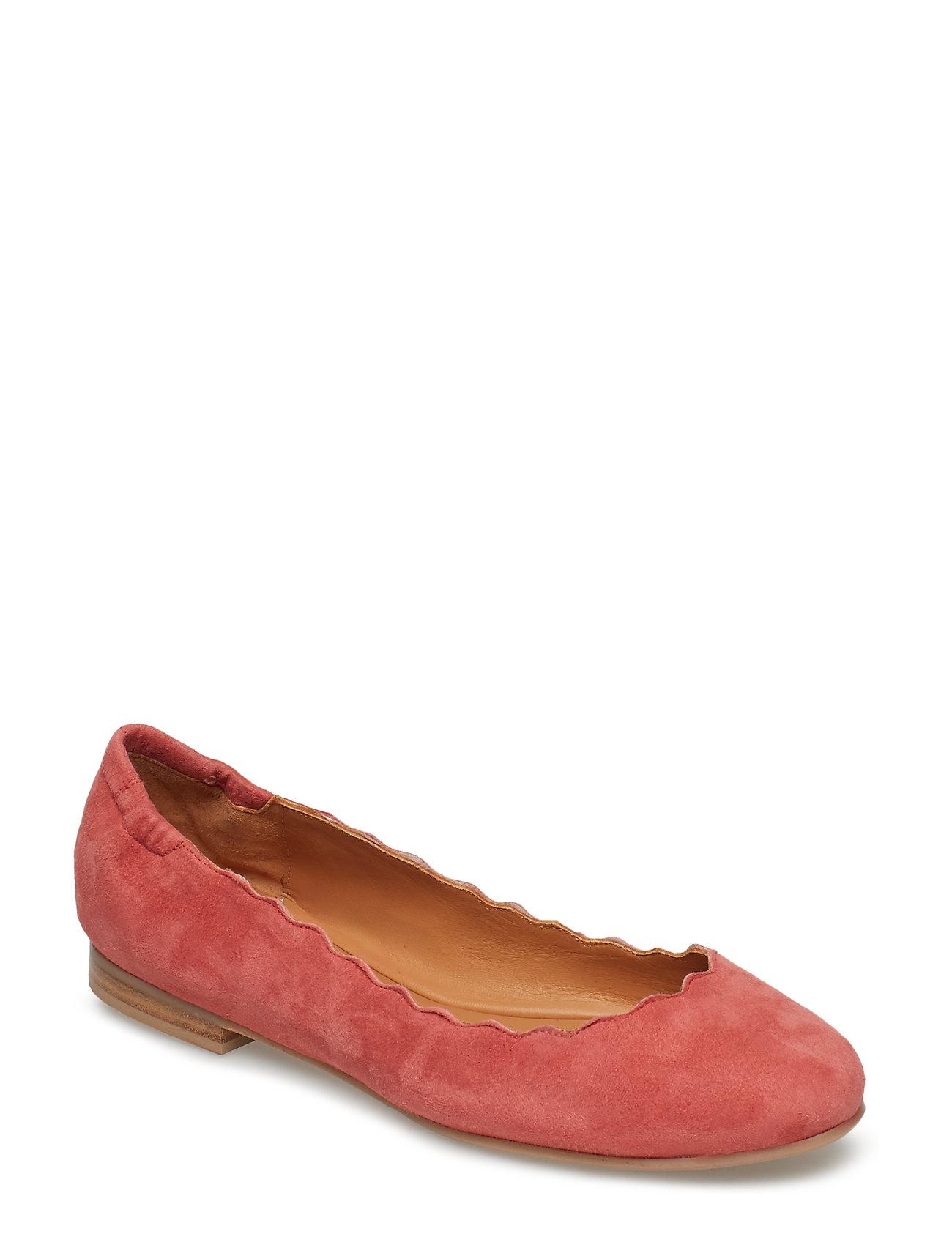 66aa57bc0f7 Shoes Ballerinasko Ballerinaer Lyserød BILLI BI