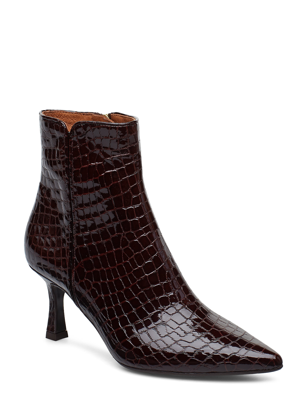 Image of Booties 3354 Shoes Boots Ankle Boots Ankle Boots With Heel Brun Billi Bi (3203077919)