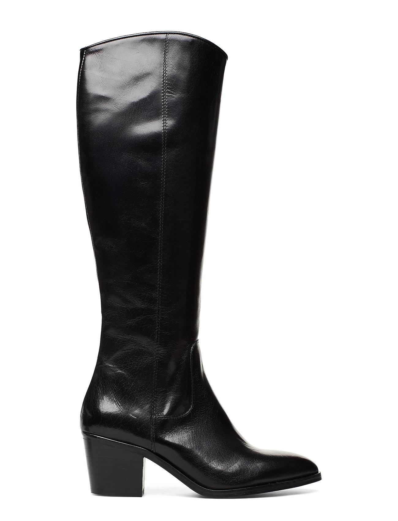 Long Boots 3444 Lange Støvler Brun Billi Bi