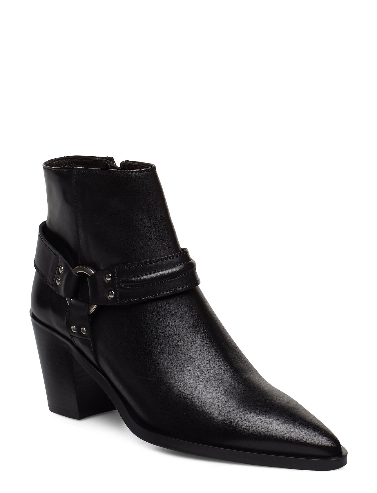 Image of Booties 3722 Shoes Boots Ankle Boots Ankle Boot - Heel Sort Billi Bi (3406199931)