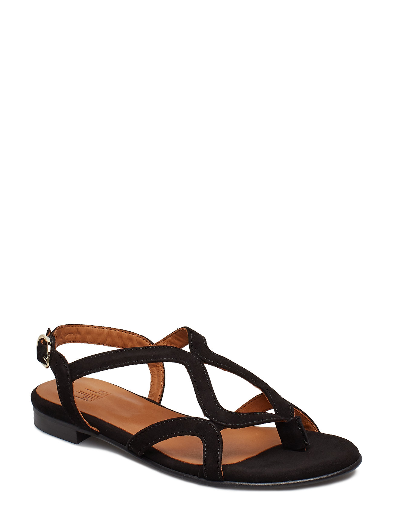 Sandals Flade Sandaler Sort BILLI BI