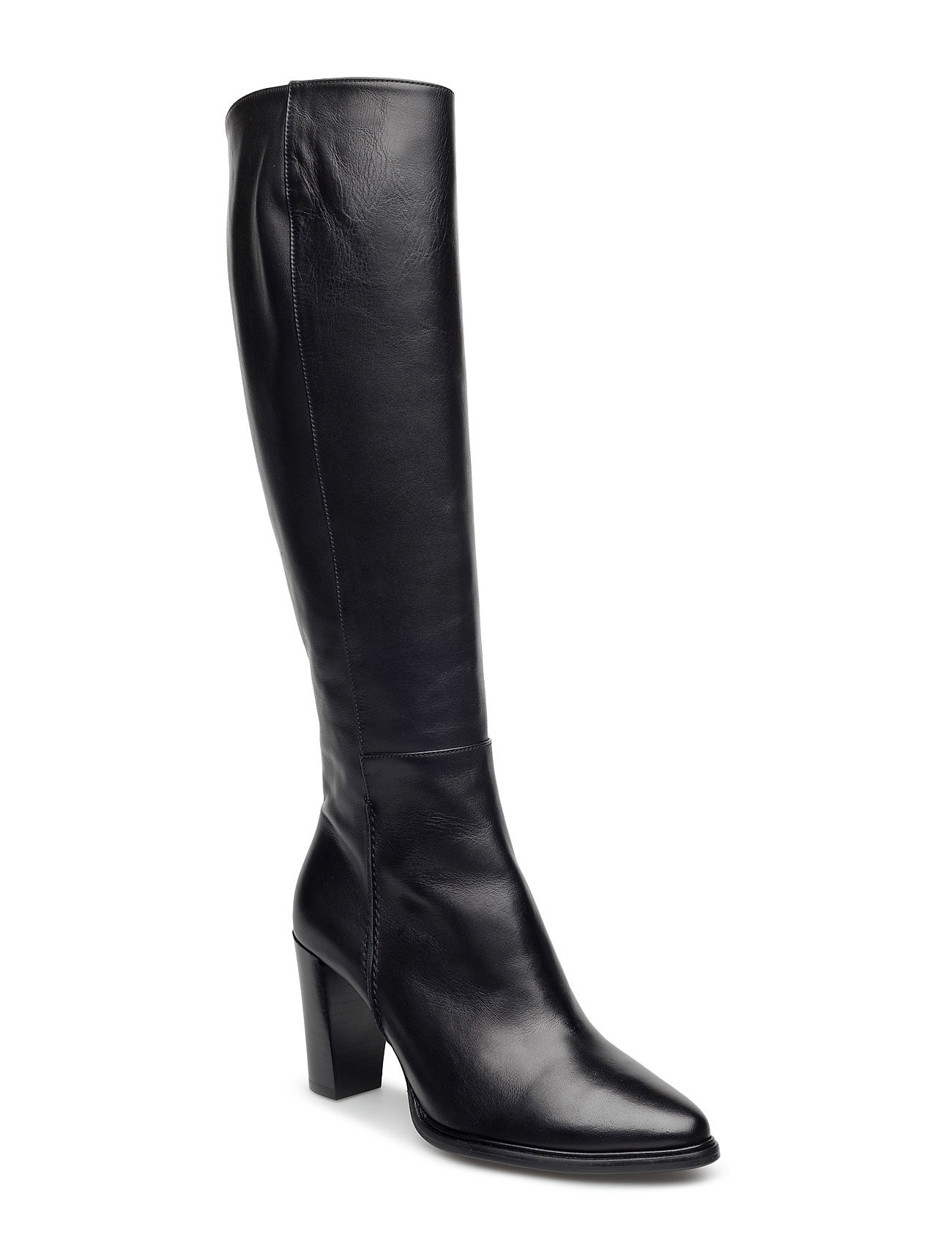 Long Boots 7793 Lange Støvler Sort Billi Bi