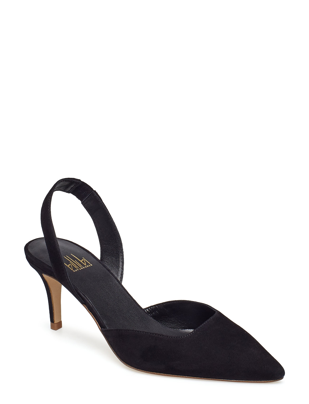 Billi Bi PUMPS 8039 - BLACK SUEDE 50