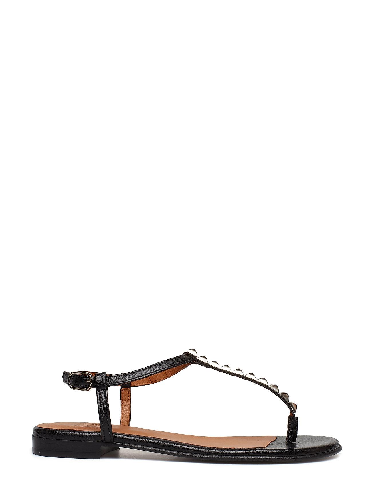 4a0e3834 Shoes 8623 flade sandaler fra Billi Bi til dame i LEOPARDO SUEDE ...