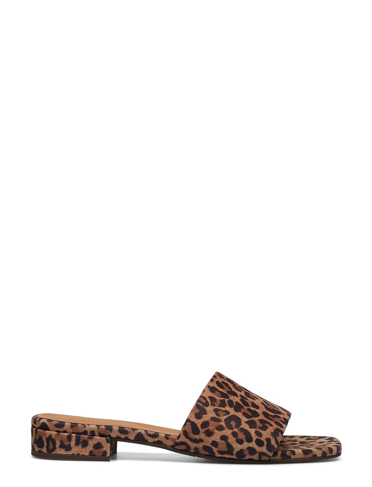 c71f2b01 Billi Bi flade sandaler – Sandals 8718 til dame i BLACK SUEDE 50 ...