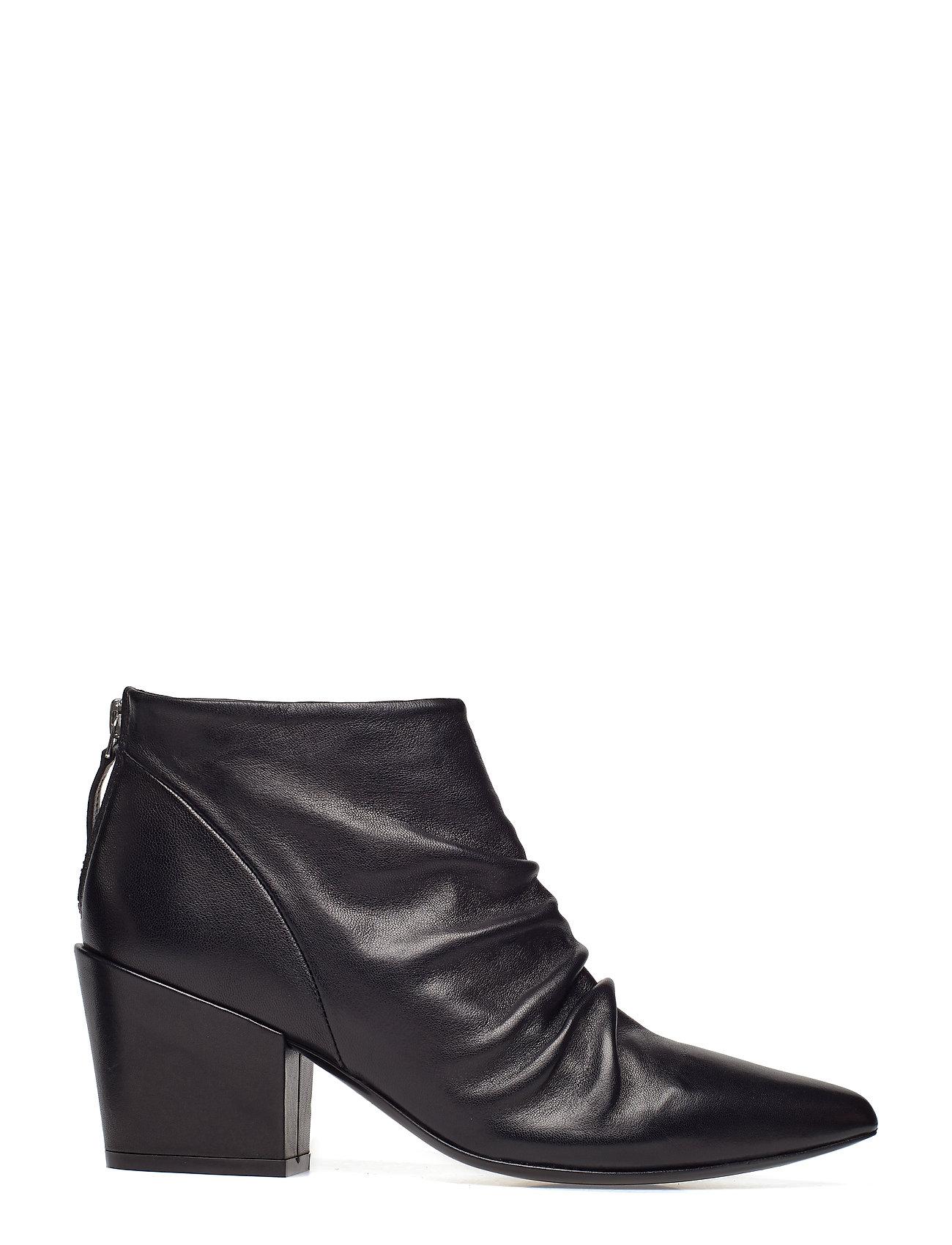 Boots 8740 Shoes Boots Ankle Boots Ankle Boots With Heel Sort Billi Bi