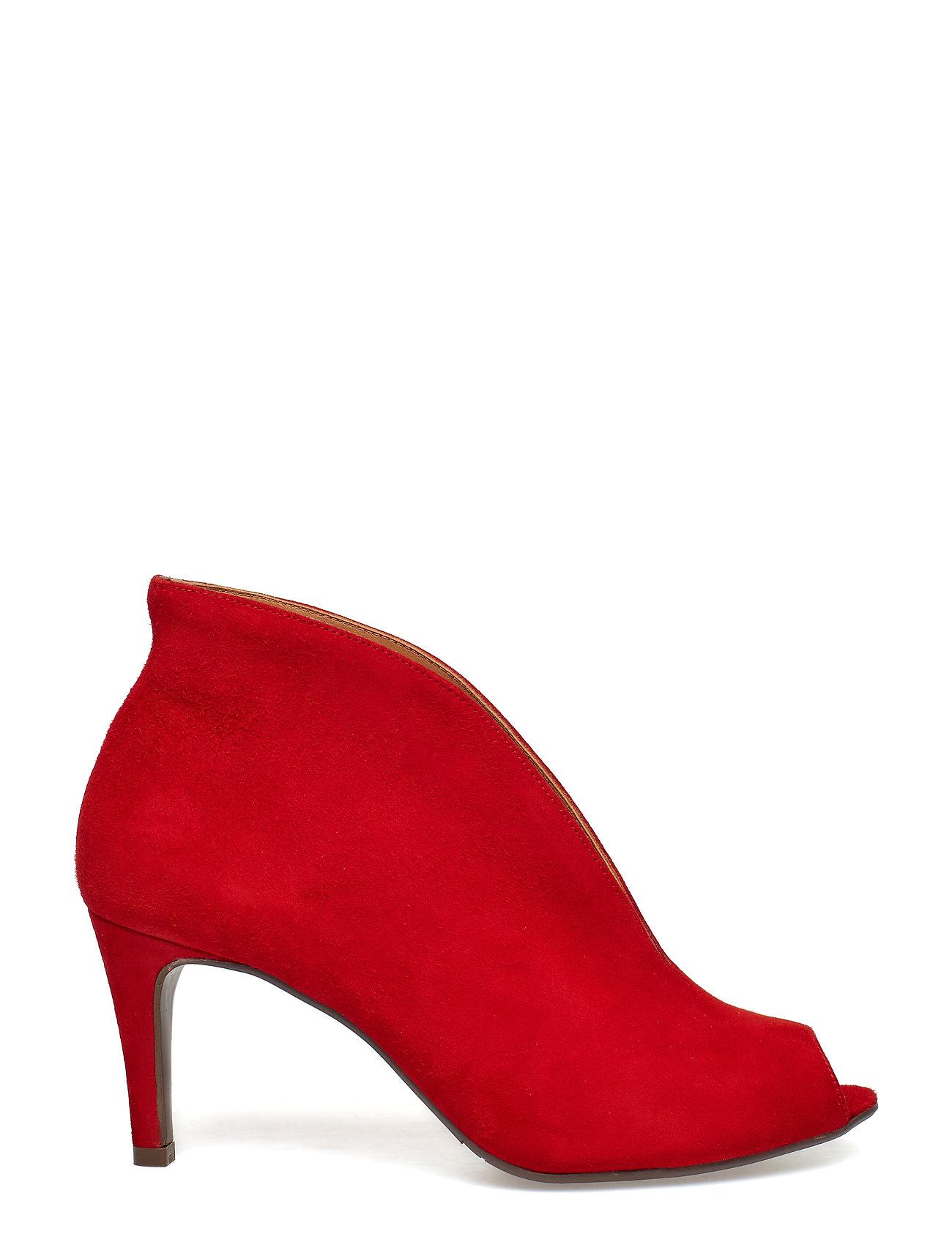 0cd0875da0f Billi Bi pumps – Boots til dame i ROSE INDIANA SUEDE 589 - Pashion.dk