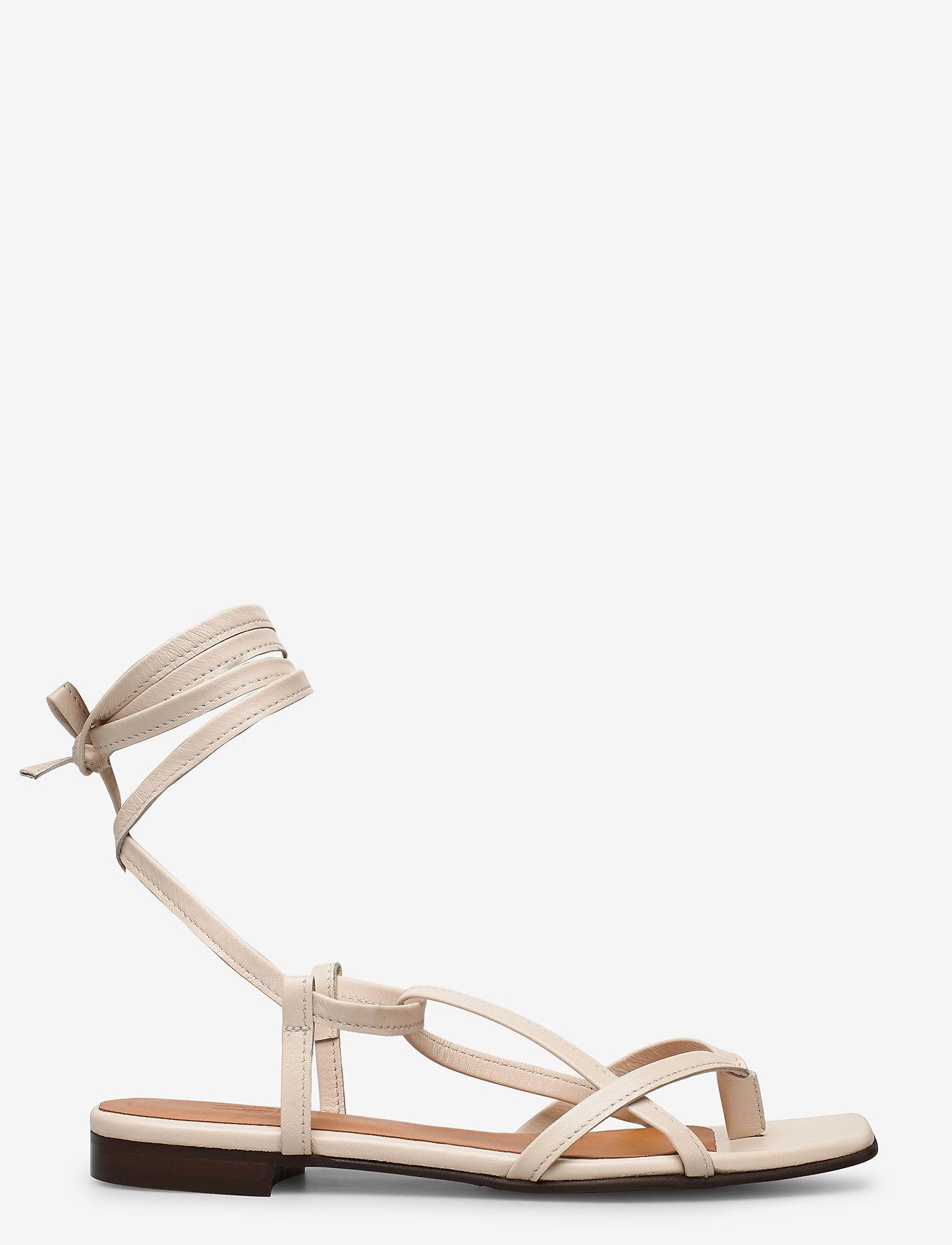 Sandals 14102 (Off White Nappa 73) - Billi Bi GLGw60