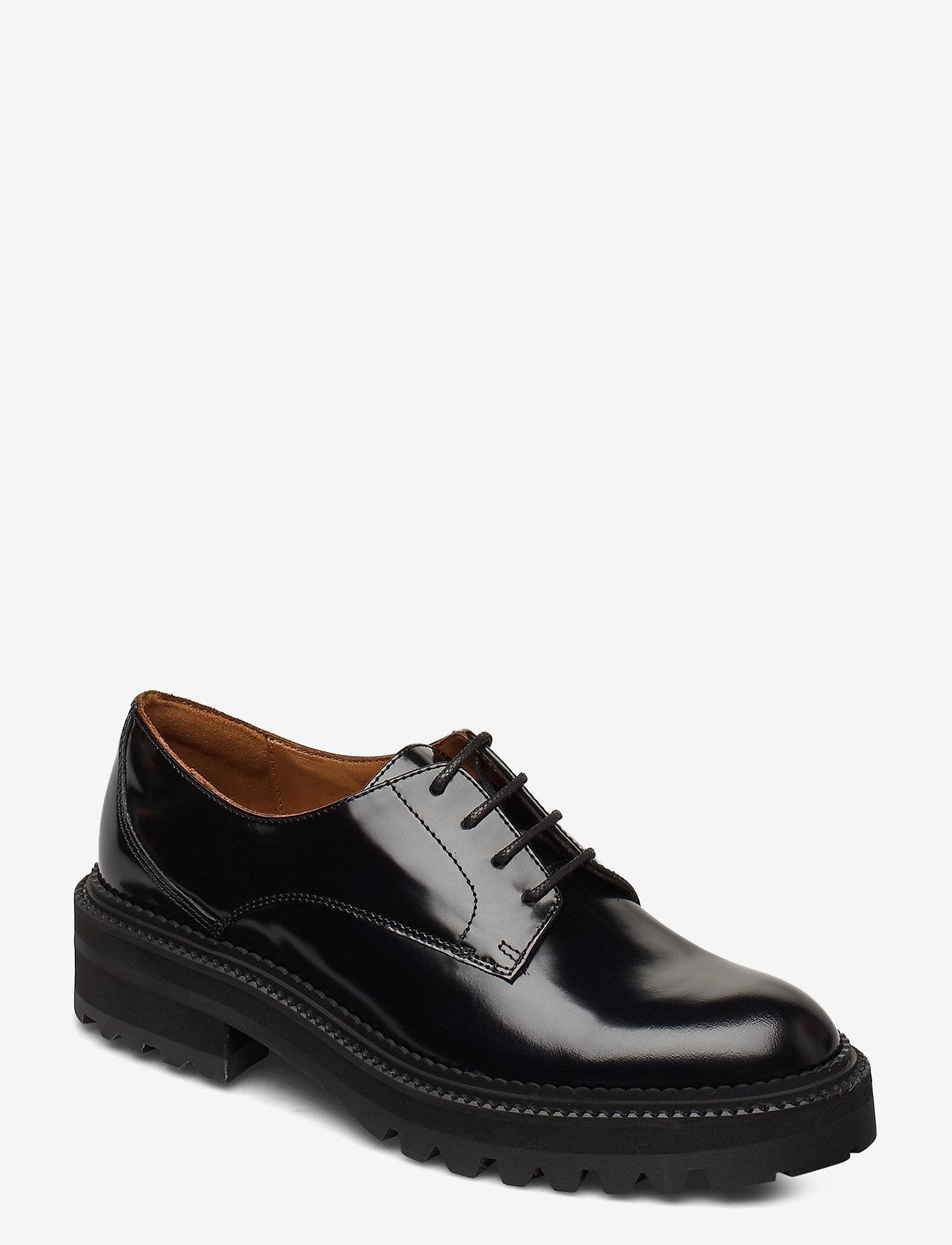 Billi Bi - Shoes 14717 - buty sznurowane - black polido  900 - 0