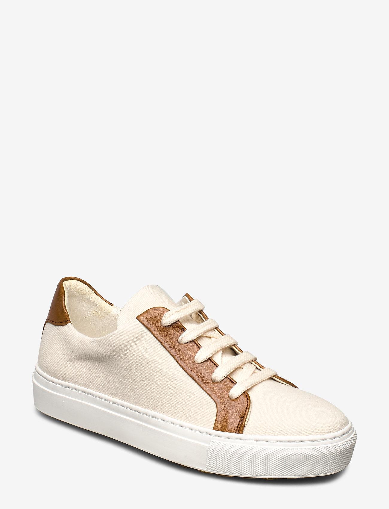 Billi Bi - Sport 18604 - sneakers med lav ankel - off white recycled cotton 43 - 0
