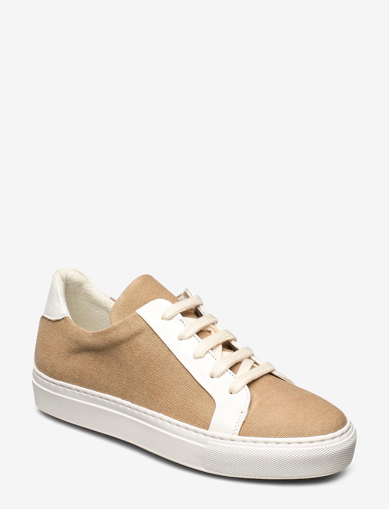 Billi Bi - Sport 18604 - sneakers med lav ankel - beige recycled cotton 42 - 0