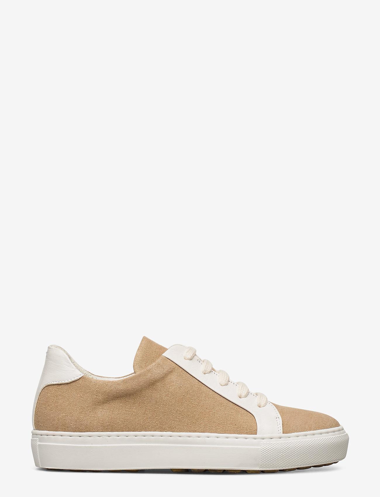 Billi Bi - Sport 18604 - sneakers med lav ankel - beige recycled cotton 42 - 1