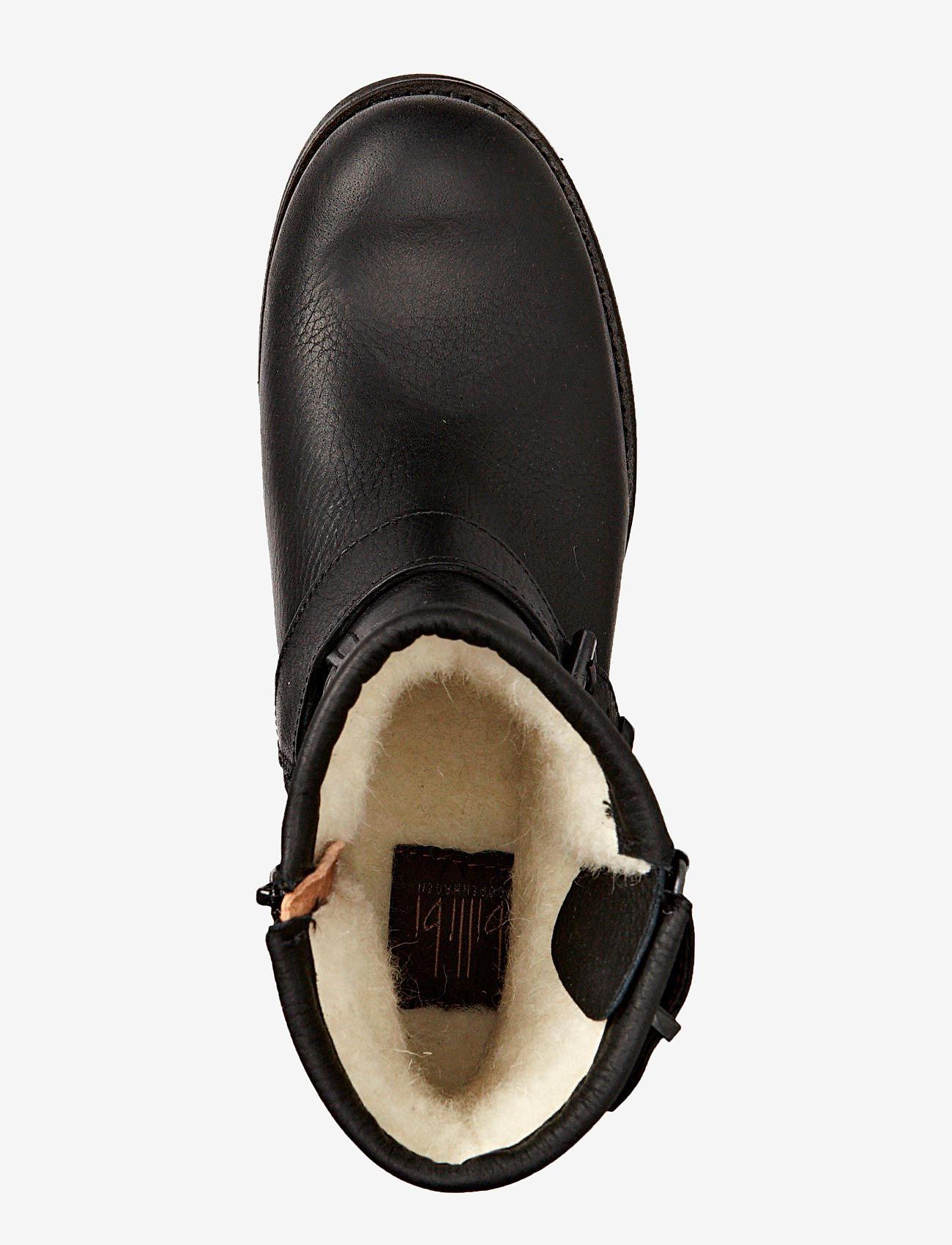 Boots - Warm Lining (Black Tomcat 80) - Billi Bi