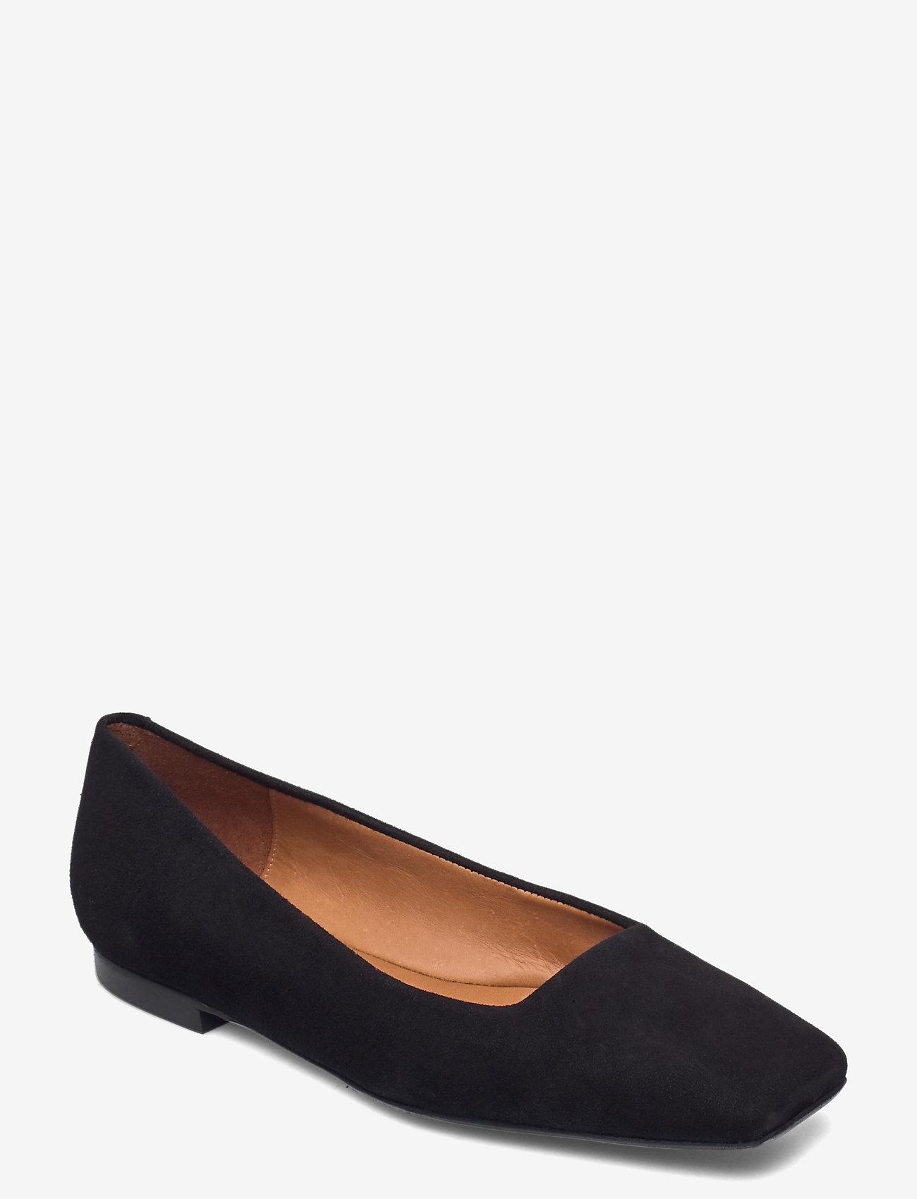 Billi Bi - Shoes 2507 - ballerinas - black suede 50 - 0