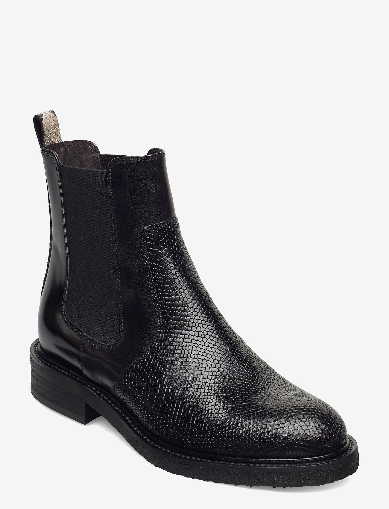 Billi Bi - Boots 3520 - chelsea boots - bl.lizard/polido/snake 393 - 0