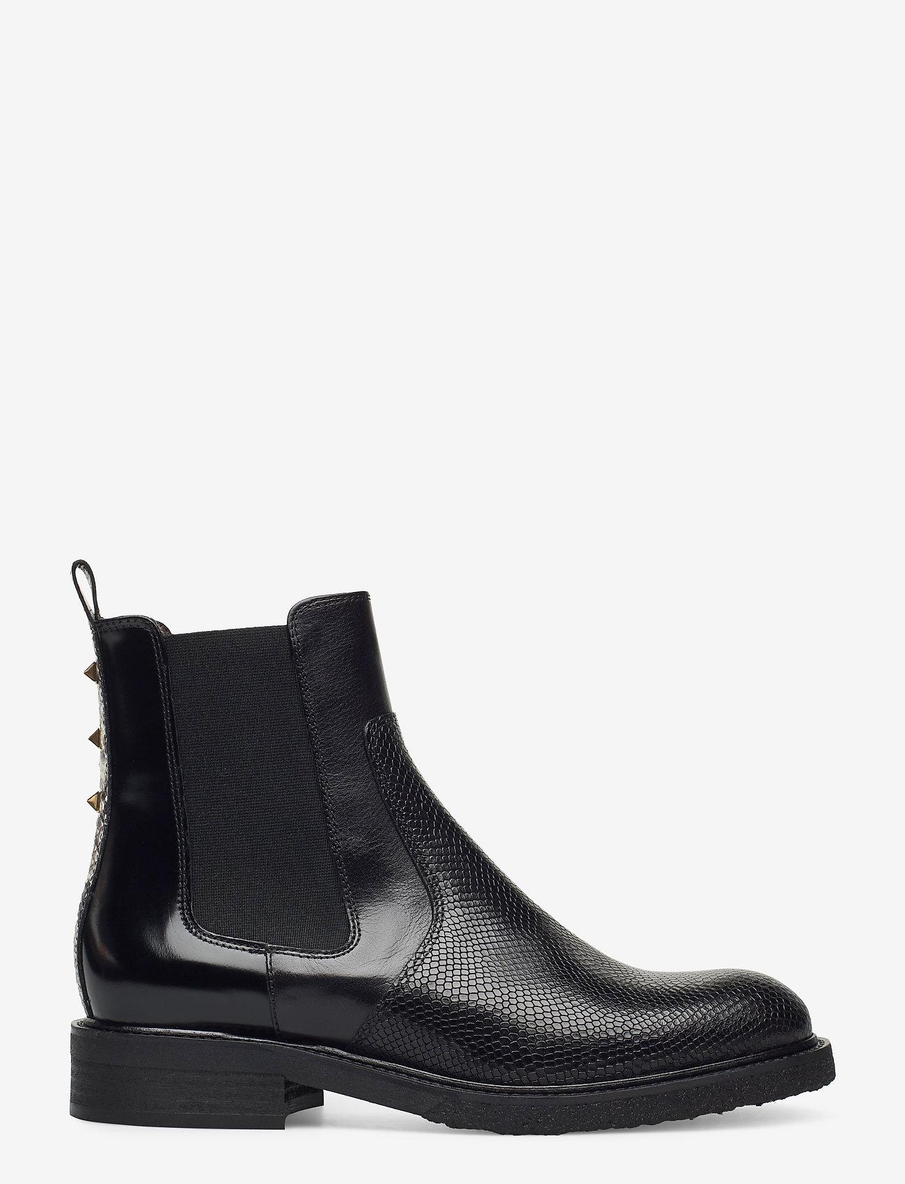 Billi Bi - Boots 3520 - chelsea boots - bl.lizard/polido/snake 393 - 1