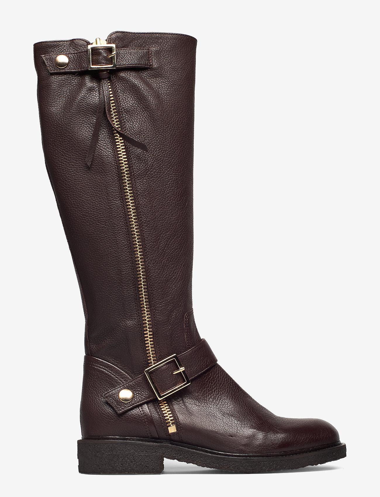 Billi Bi - Long Boots 3534 - pitkävartiset saappaat - t.moro kenya buffalo 852