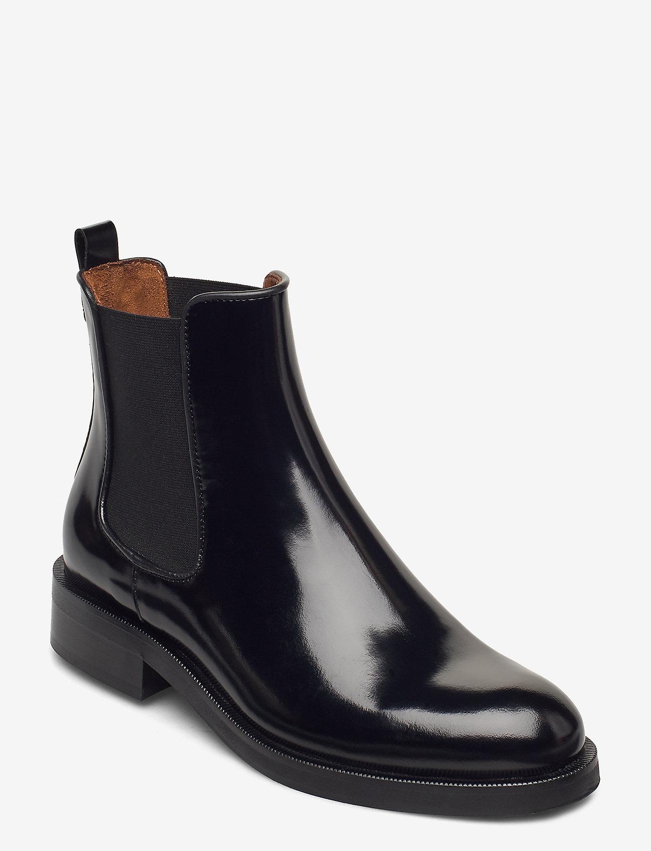 Billi Bi - Boots 3540 - chelsea boots - black polido 900 - 0