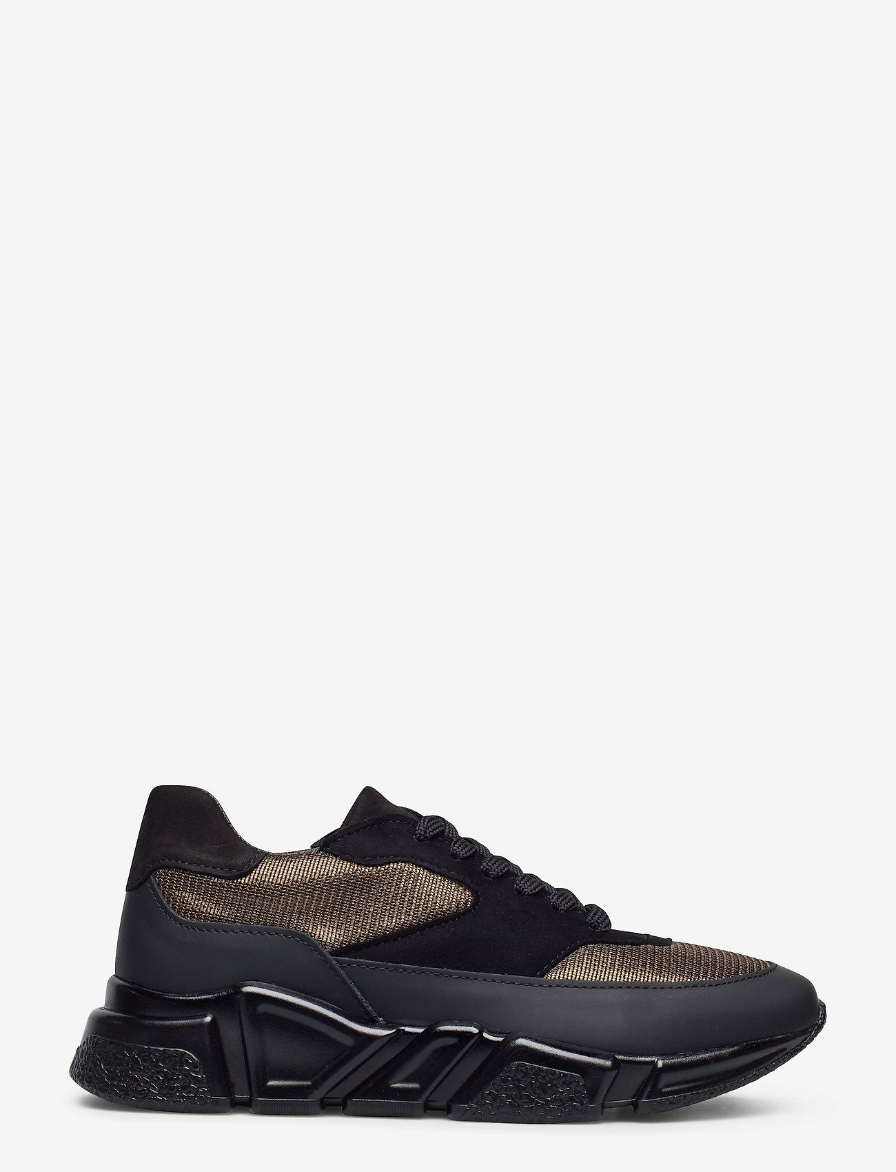 Billi Bi - Sport 3660 - sneakers med lav ankel - army/black comb.556 - 1