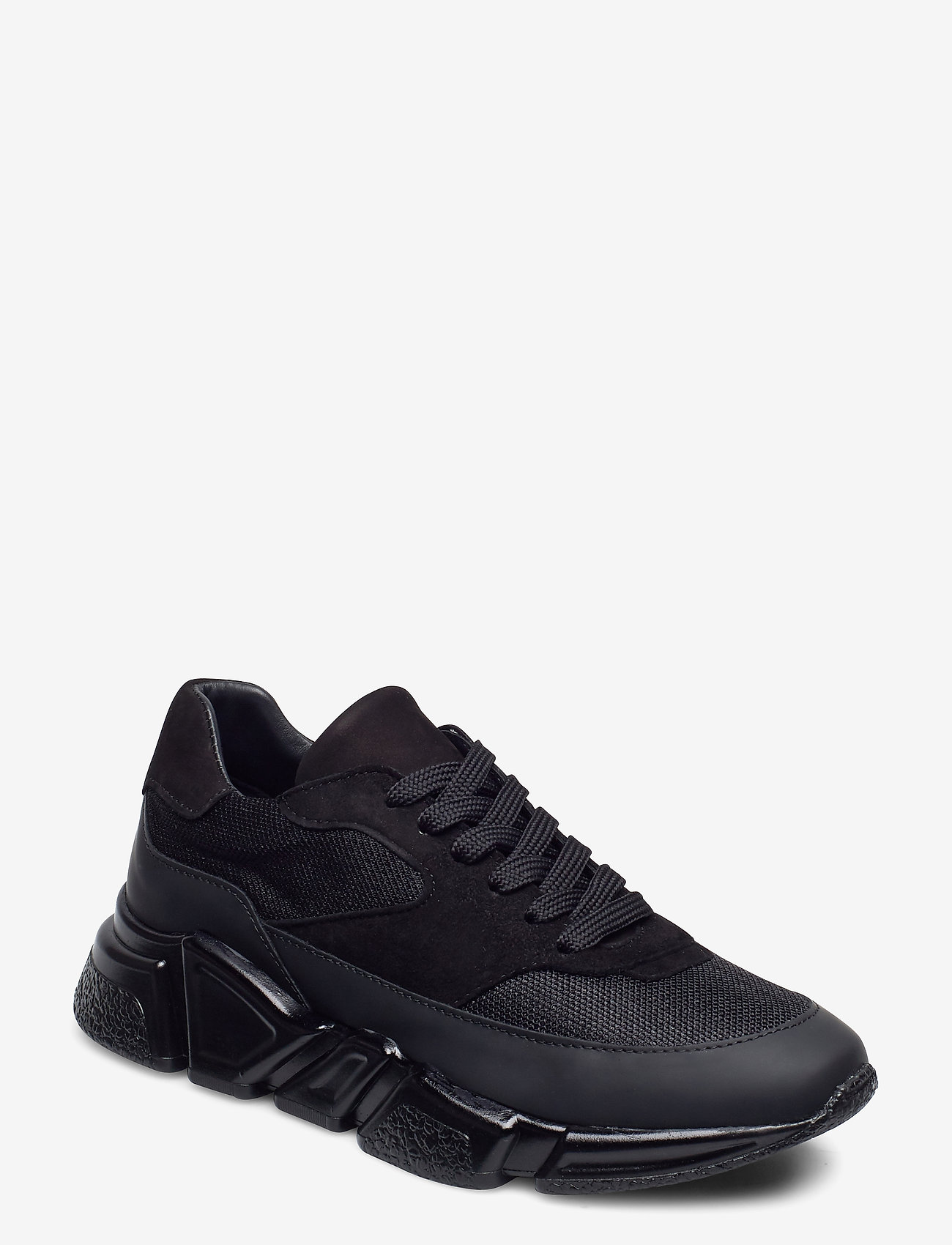 Billi Bi - Sport 3660 - sneakers med lav ankel - black comb/black sole - 0