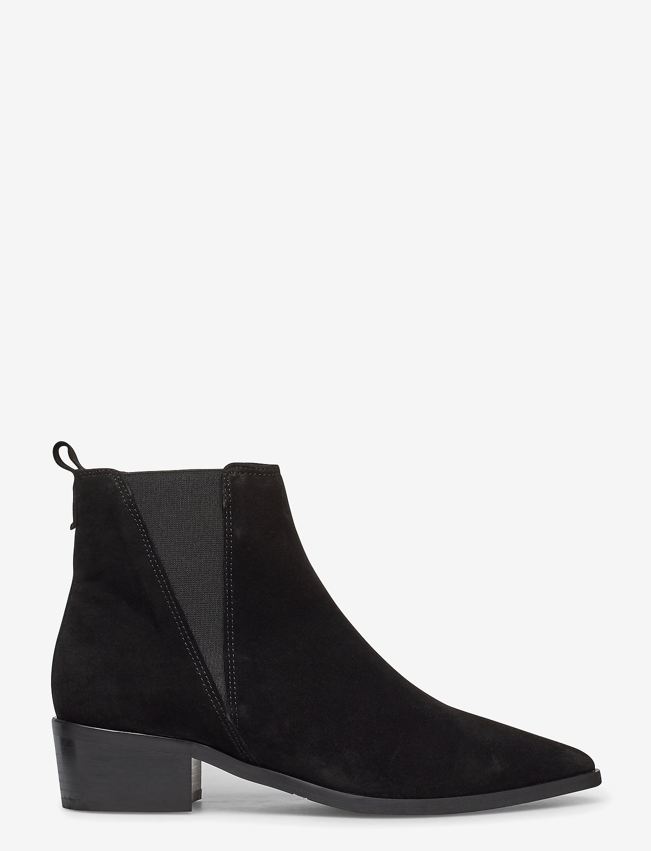 Boots 3691 (Black Babysilk Suede 500) - Billi Bi zYMlP2