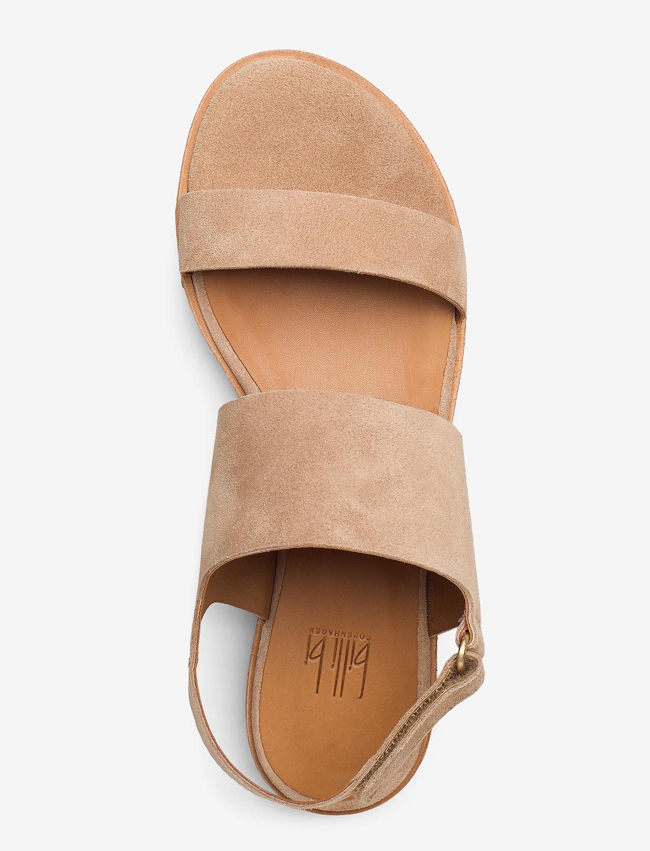 Sandals 4151 (Beige Babysilk Suede 552) - Billi Bi