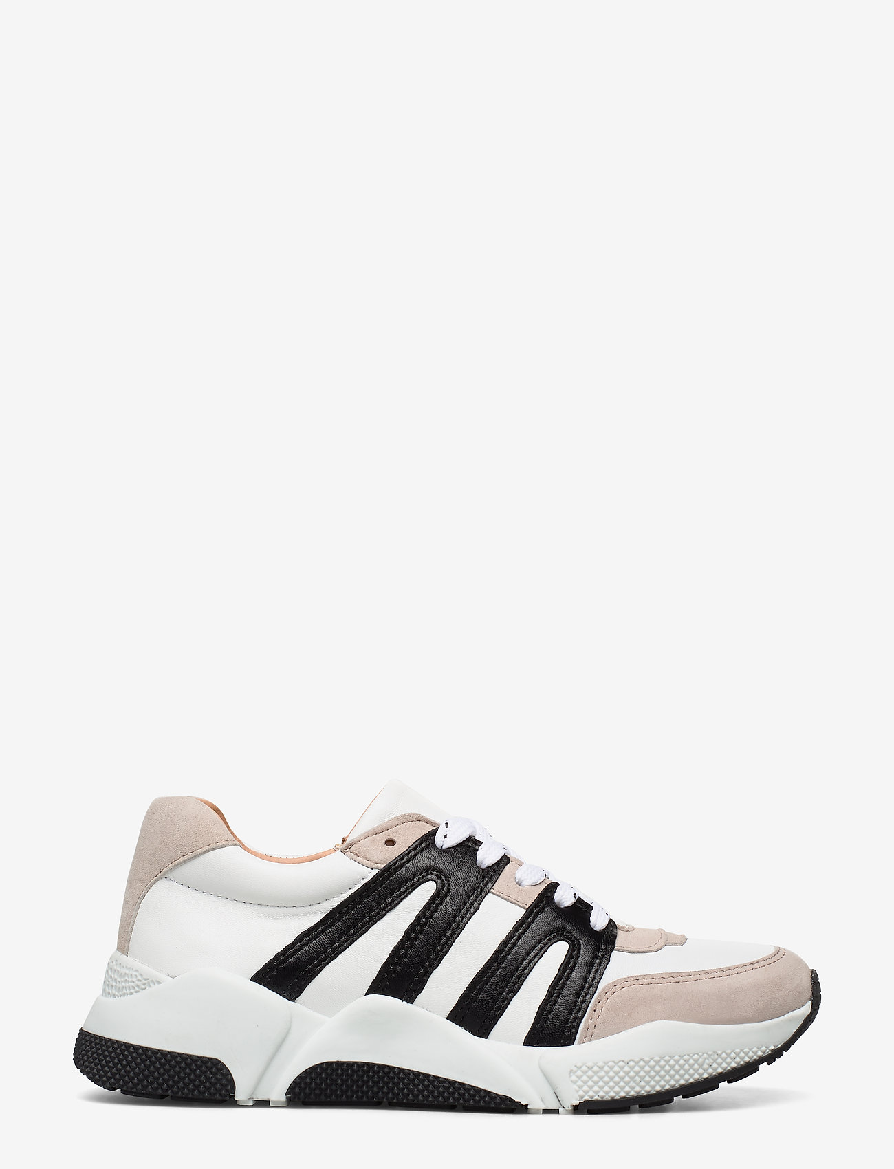 Billi Bi - Sport 4280 - sneakers med lav ankel - beige/white/black comb. 720 - 1